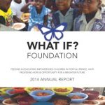 2014 What If Annual Report Thumbnail